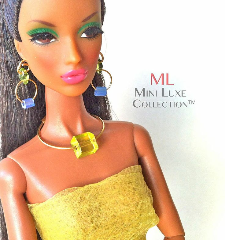 how to make barbie jewelry