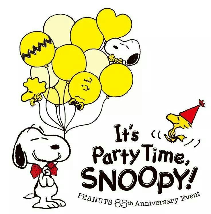 17 Best Images About Snoopy Birthday On Pinterest