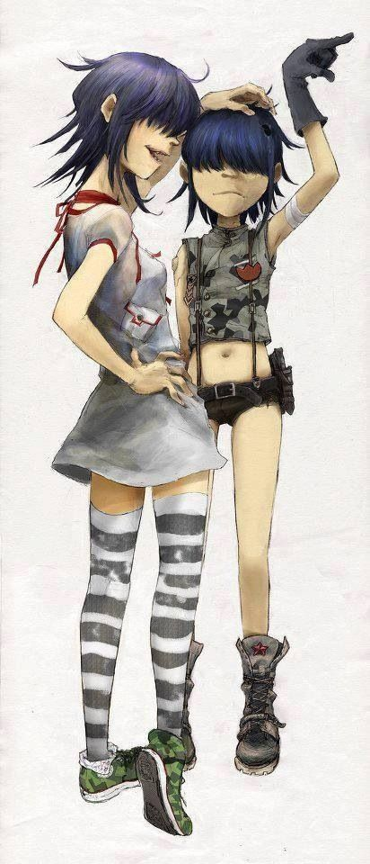 Cute! But I don't like how short Cyborgs shorts r. They look like underwear! Lol but great art tho :)