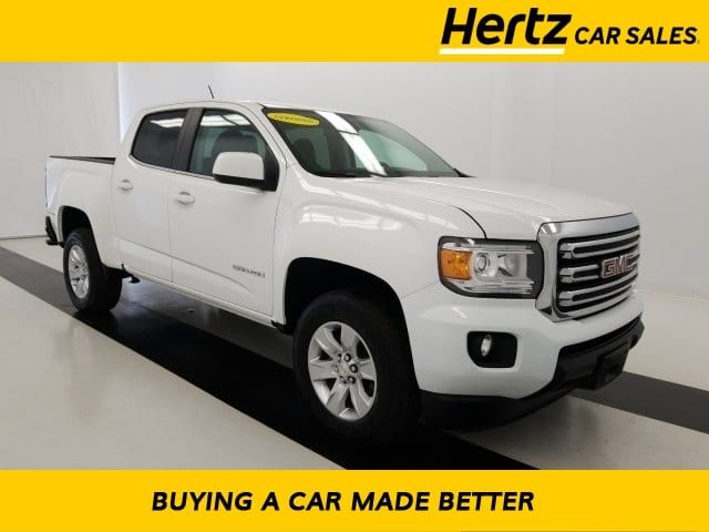 Check Out The 2018 Gmc Canyon For Sale In Houston Tx At Hertz Car