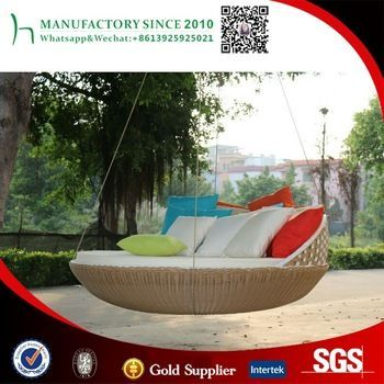 Cheap Outdoor Garden Furniture Of Rattan Round Hanging Bed   Buy Furniture  Of Rattan,Rattan Garden Furniture,Round Hanging Bed Product On Alibaba.com