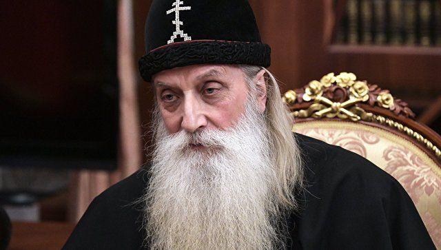 Предстоятель Русской православной старообрядческой церкви (РПСЦ) митрополит Корнилий назвал встречу с Путиным уникальным событием