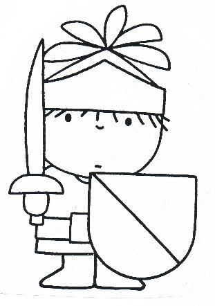 afbeeldingsresultaat voor kleurplaat jonkvrouw ridders