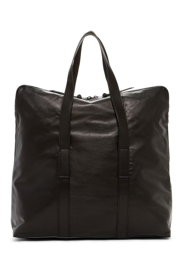 Toguri Cow Leather Holdall Bag