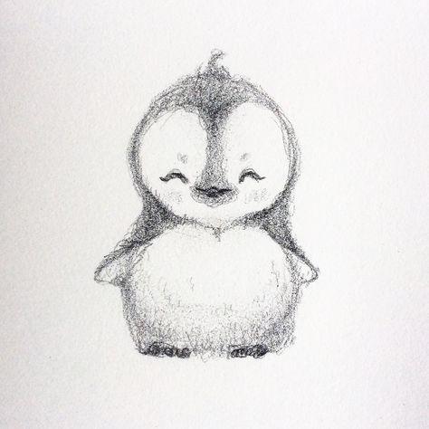 Best 25+ Penguin drawing ideas on Pinterest | Penguin drawing easy ...