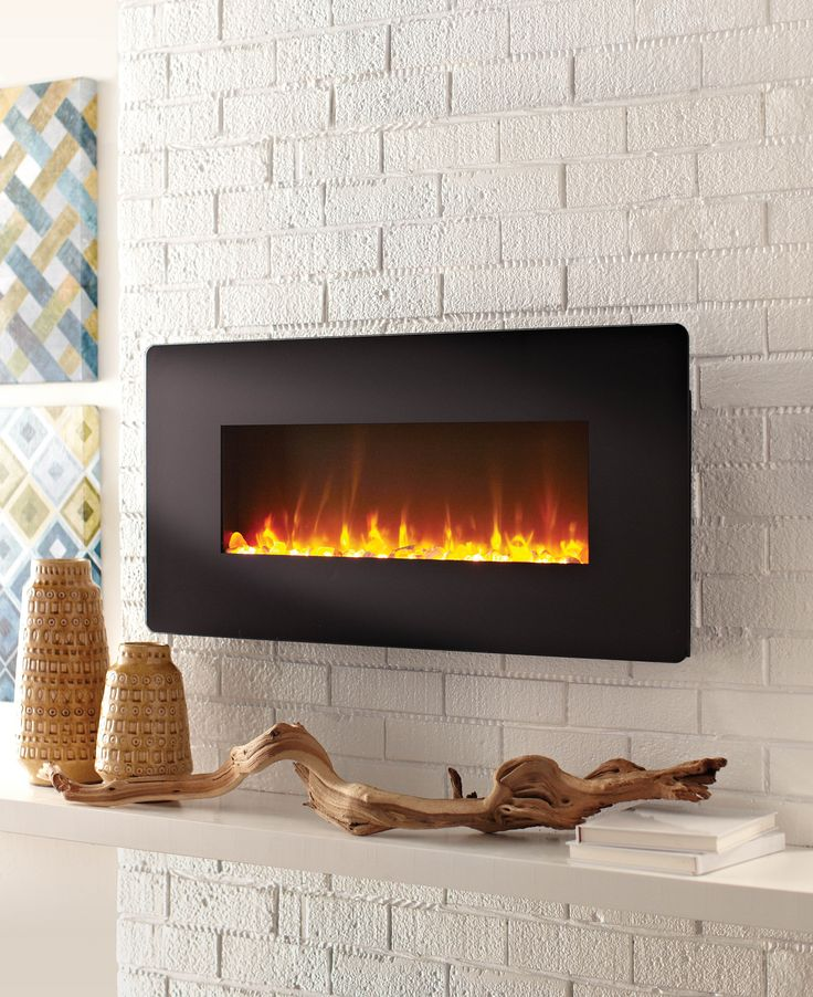 With Touchscreen Display And Led Backlight This Home Decorators Collection Fireplace Available At The Home Depot Will Create A Cozy Ambience In A Room