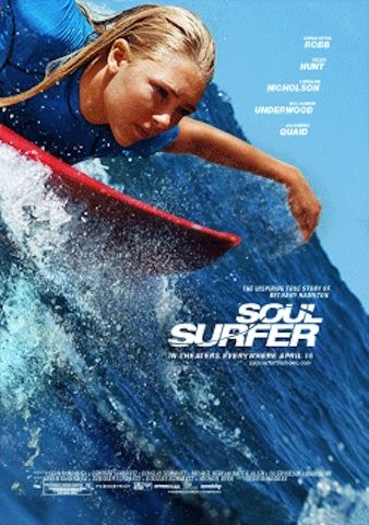 Image result for soul surfer poster