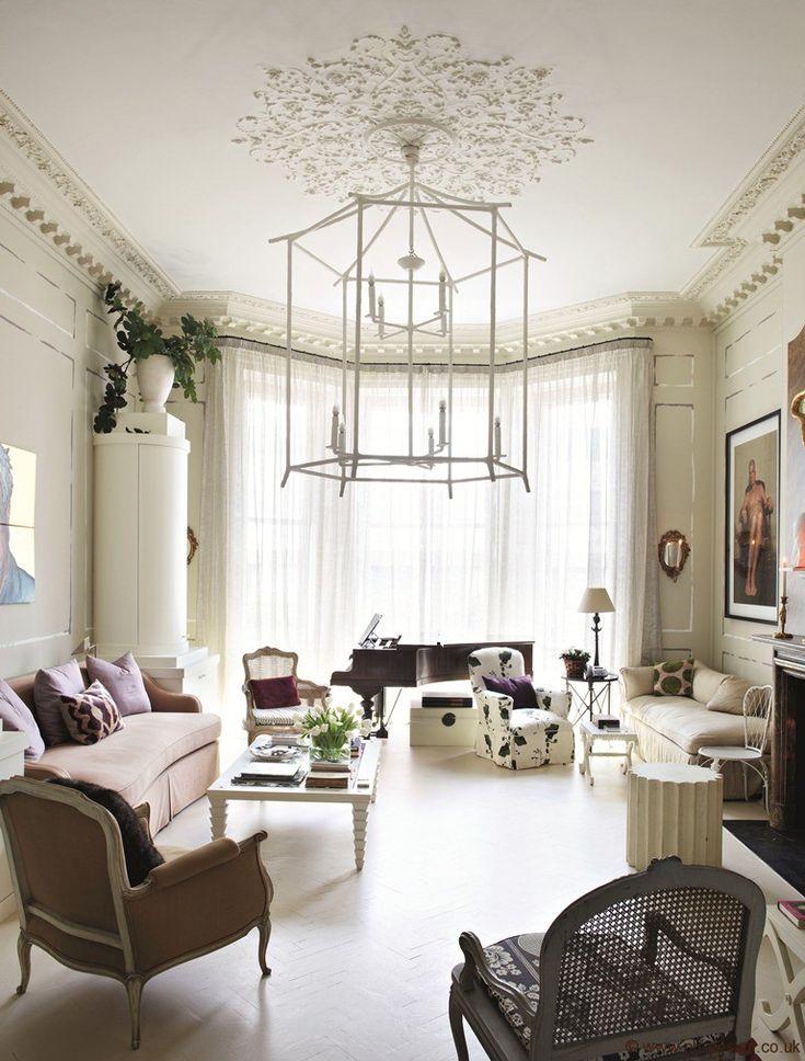 Living room | Nicky Haslam Design