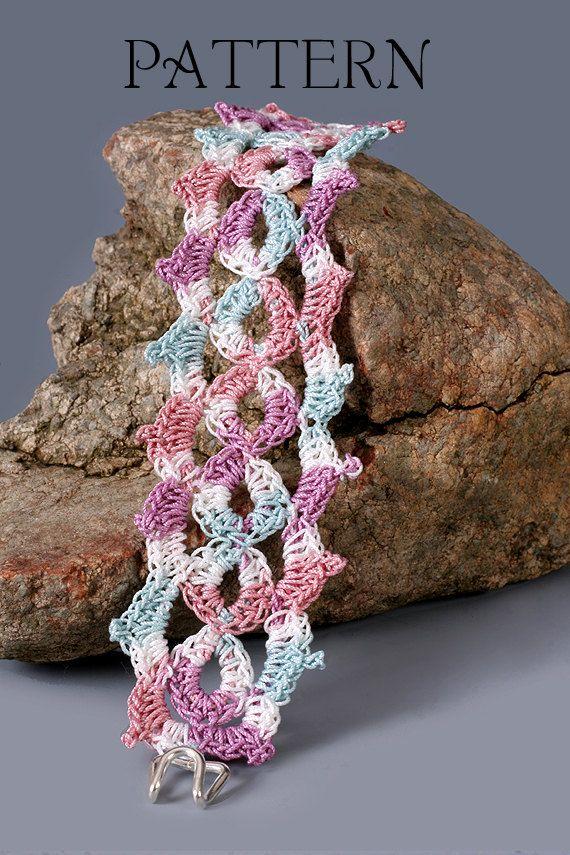 Outstanding Crochet Pattern Bracelet Ornament - Blanket Knitting ...
