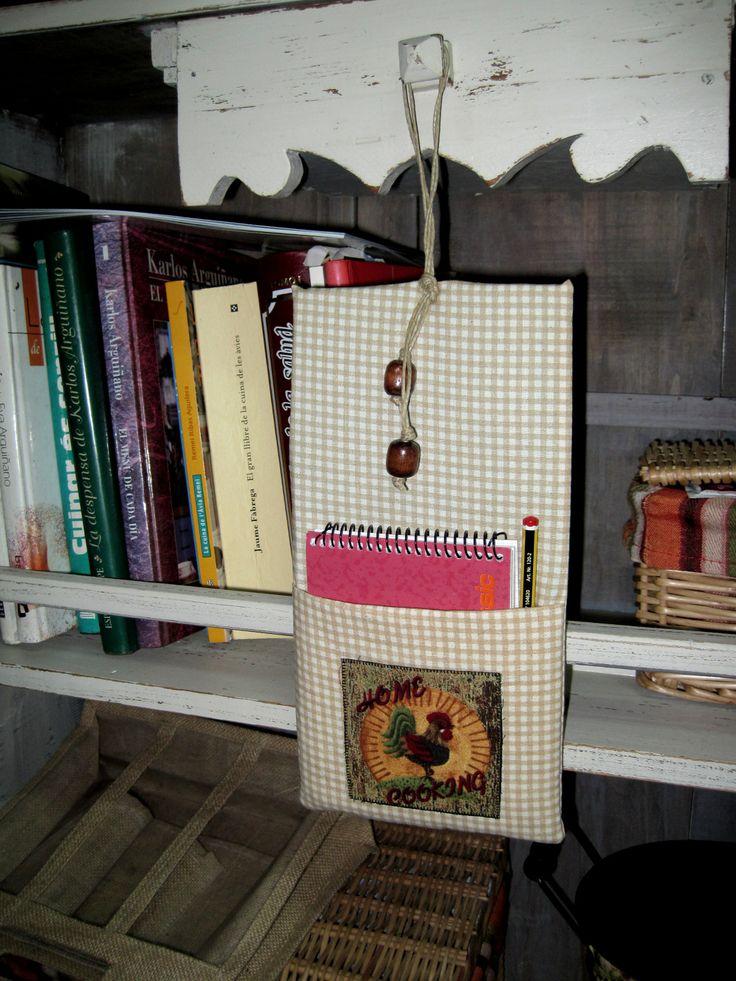 Conjunt de llibreta i llapis d'estil campestre | Conjunto de libreta y lápiz de estilo campestre | Countryside styled notebook and pen set