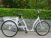 True Bicycles Low Step 3 Speed Adult Electric Tricycle, $1,059.00