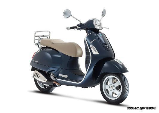 Vespa GTS 250 IE '2016 - 3550 EUR - Car.gr