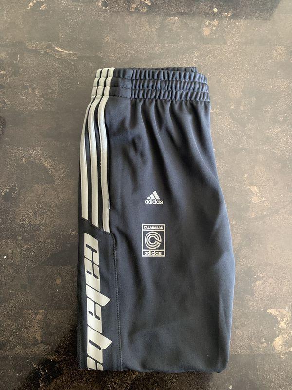 Adidas Calabasas Track Pant Ink Wolves