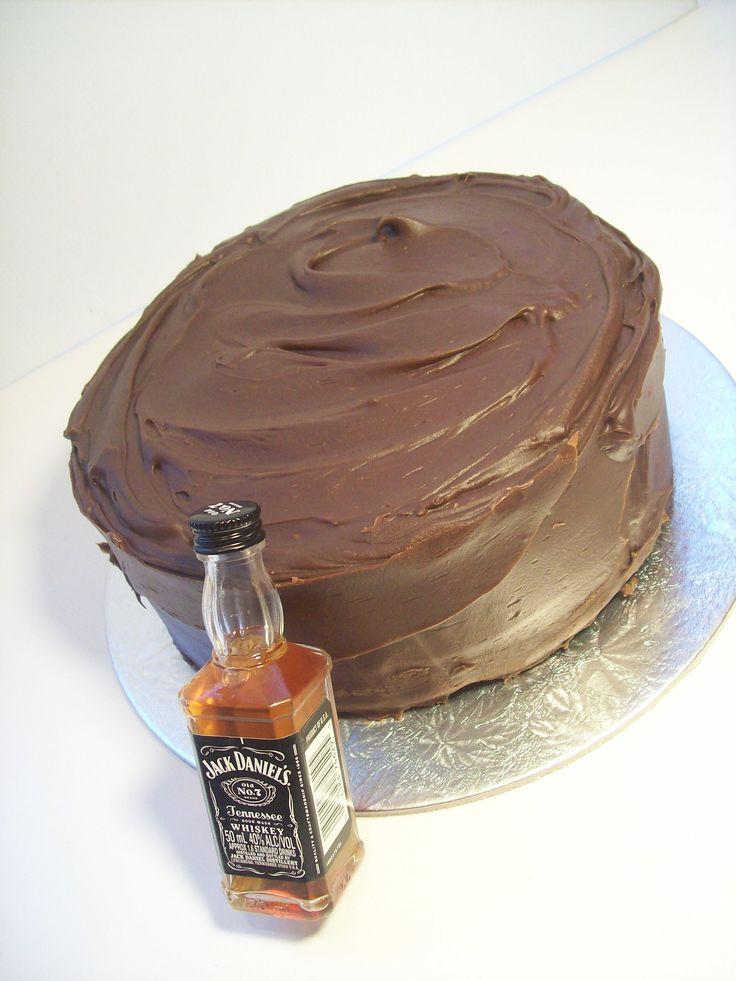 Chocolate Whiskey Cake Auckland
