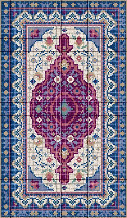 Tabrix rug chart