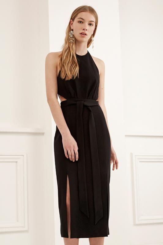 SONDER DRESS black