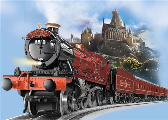 Harry Potter train next stop to Orlando Station : Universal Orlando has just announced the new attraction that will connect the areas of Diagon Alley and Ho