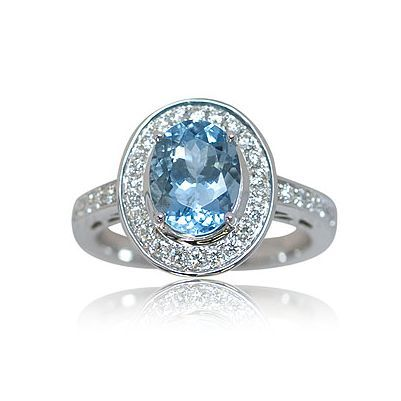 I'm adding one additional amazing color gem stone ring - Parris Jewelers