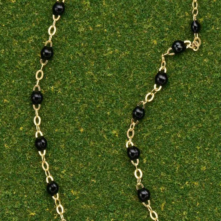 Black Bracelet by Gigi Clozeau: $165