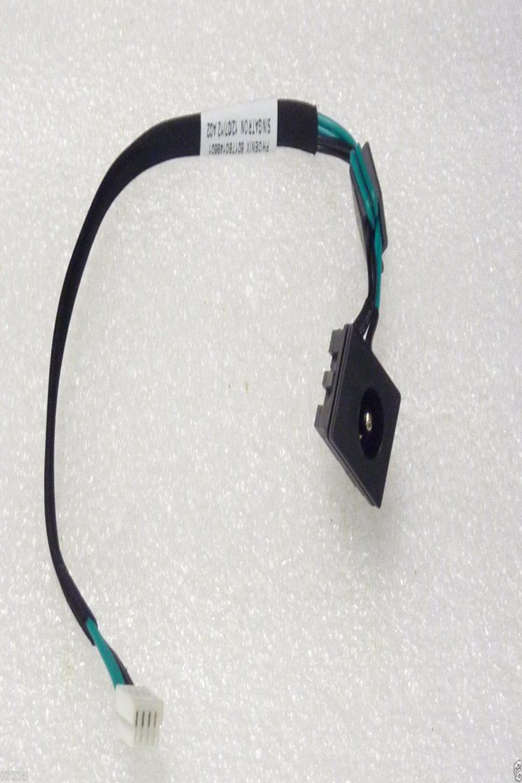 8.99 | DC Power Jack Harness Cable Toshiba Satellite A215-S5815 A215