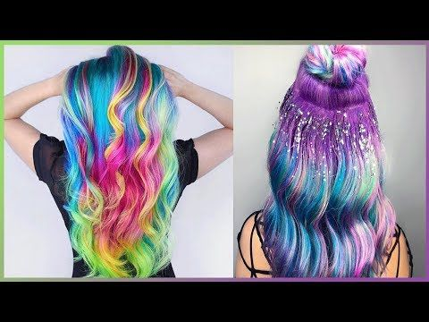 15 Amazing Hairstyles Tutorials ❀ Amazing Hairstyle Compilation September 2017 - YouTube