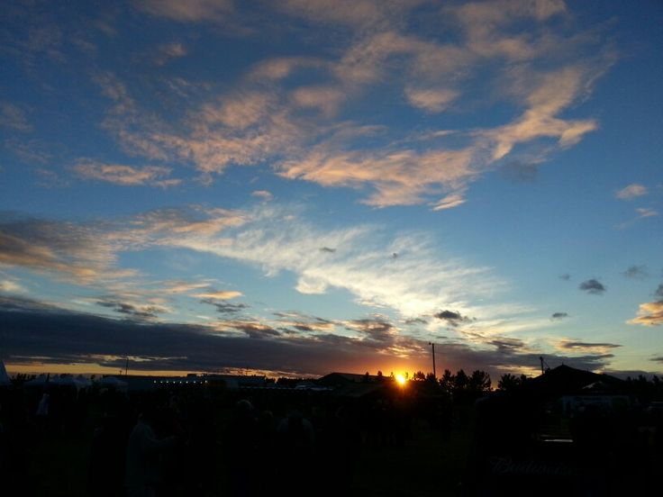 Night Sky by Schindel Photography LTD.