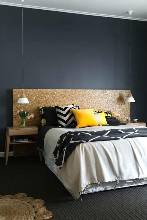 Dark Grey Bedroom Walls Charcoal Bedroom Wall Dark Grey Bedroom