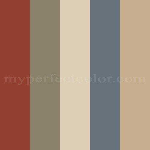 Paint Colors | Benjamin Moore Paints | Buy Paint at MyPerfectColor.com Paint Store