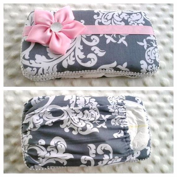 Hey, I found this really awesome Etsy listing at https://www.etsy.com/listing/206280547/wipe-case-with-pocket-gray-diaper-clutch