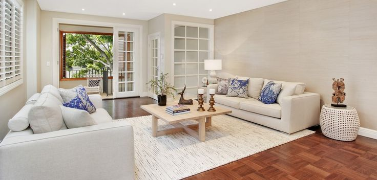 Hamptons Style conjures the light, breezy atmosphere and works very well to enhance the sale potential of a home...