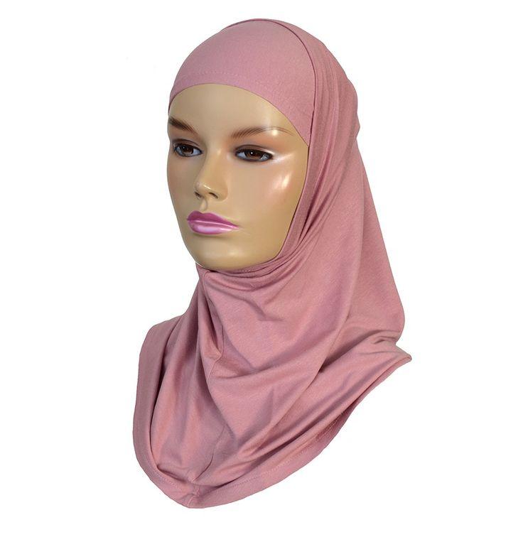 Two piece amira hijab light pink - Hijab Now £ 4.99