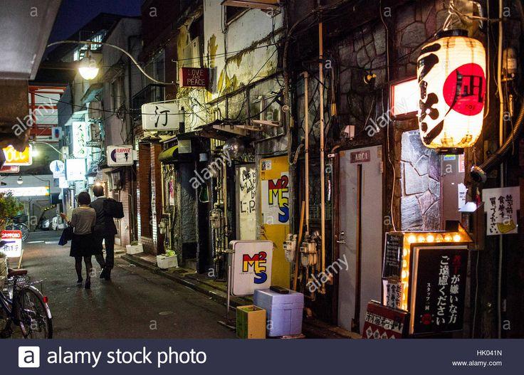 golden-gai-alley-at-shinjuku-tokyo-city-japan-asia-HK041N.jpg (1300×931)
