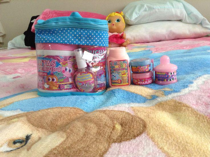Algunos accesorios de mis bebes :)