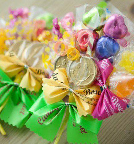 """とっても可愛い、""""キャンディブーケ""""ってご存知ですか?普通のお花のブーケの代わりにプレゼントする人が増えてきています!今回はキャンディブーケの専門店と、DIYの方法をご紹介いたします♡"""