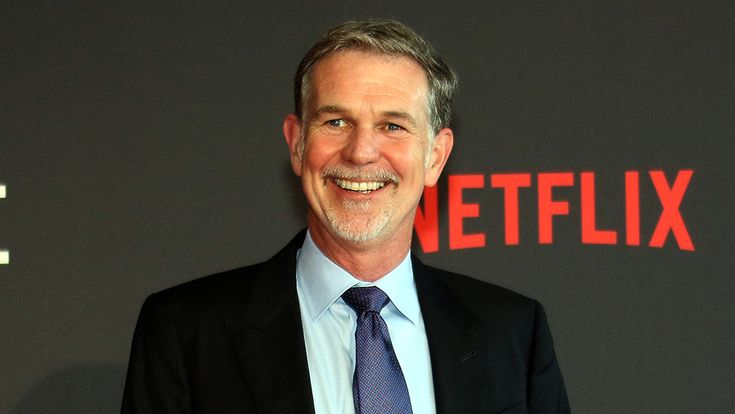 Netflix CEO Reed Hastings on Amazon: Theyre Awfully Scary