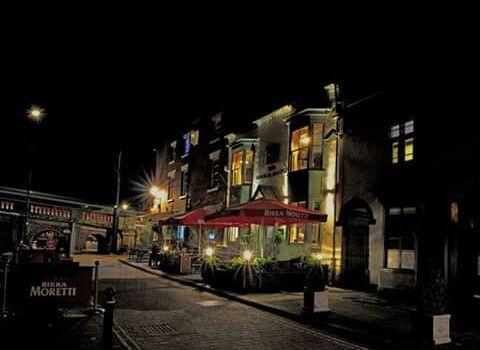 Bewdley by Night
