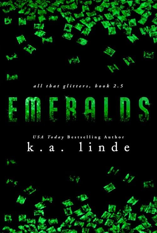 Laura's Review Bookshelf: Cover Reveal: EMERALDS, K.A. Linde