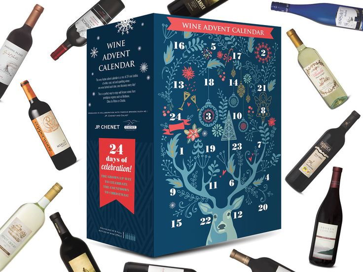 Aldi's Wine Advent Calendar Is Everything You Need This Holiday Season — Grocery News