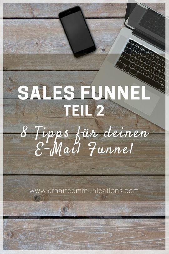 Hier zeige ich dir was dein E-Mail-Marketing und deine Follow-up E-Mails zu deinem Sales Funnel beitragen können und wie du damit am Ende zahlende Kunden gewinnst.