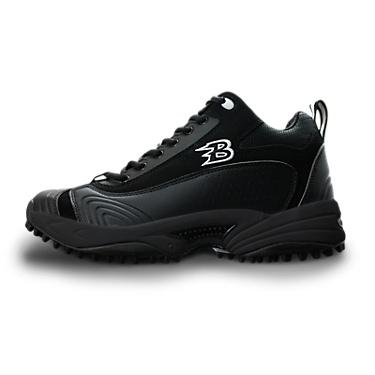 Boombah White Turf Shoes Softball