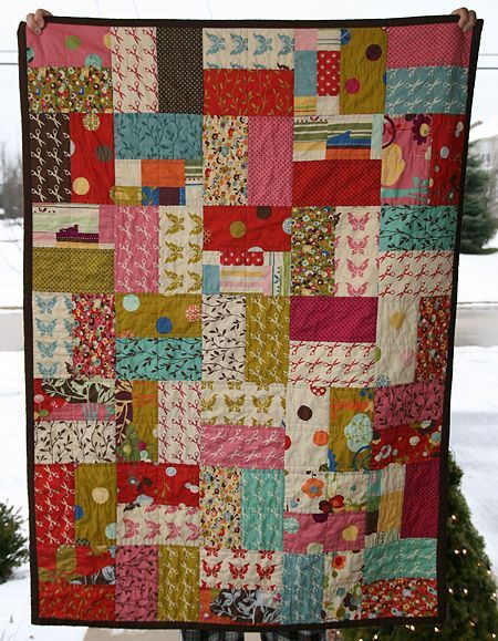 Layer Cake Quilt As You Go : 25+ best ideas about Layer cake patterns on Pinterest ...