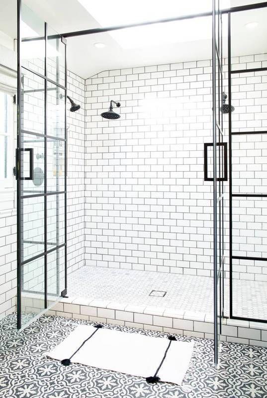 Die besten Bäder von 2016 Badezimmerfliesen ideen