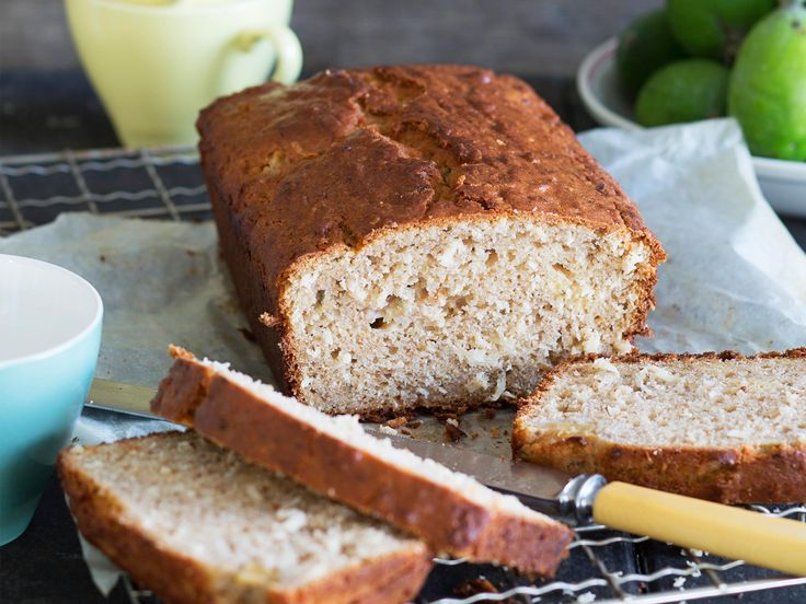 This moist loaf tastes amazing freshly baked and is still wonderful a few days later  when toasted.