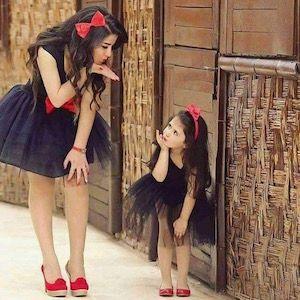 didem'in masali anne kız tütü kombin, doğum günü elbiseleri, doğum günü kıyafetleri