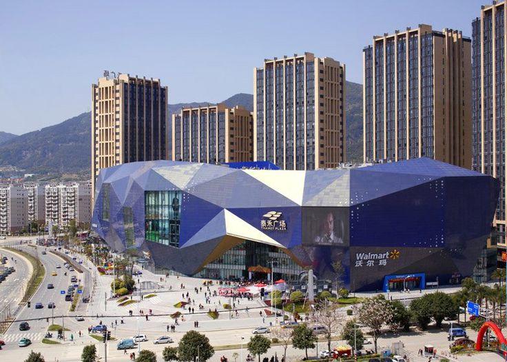 SHopping mall FACADE에 대한 이미지 검색결과
