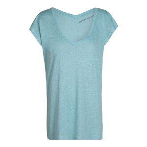 T-shirt en lin   T-shirts   Comptoir des Cotonniers