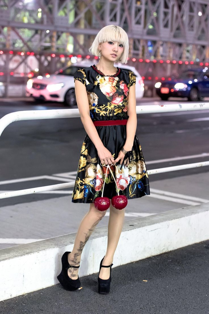The Best Street Style From Fashion Week Tokyo Bekleidung