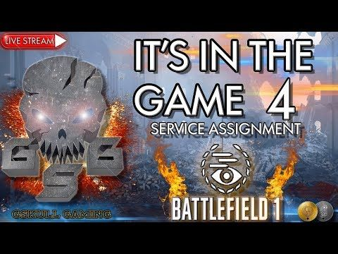 """IT""""S IN THE GAME 4 