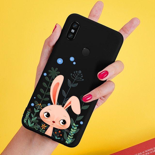 Asina Silicone Cartoon Case For Xiaomi Mi A2 Lite Case Cute 3d Relief Shockproof Bumper For Xiaomi Mi A1 A2 Pocophone F1 Cases Review Case Soft Silicone Bumpers