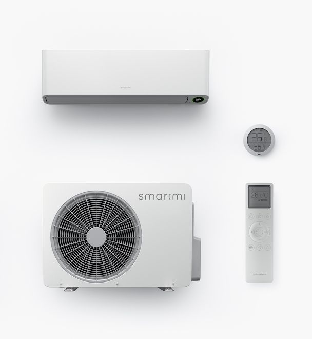 air conditioner [Smartmi Full DC Inverter Air-Conditioner] | 受賞対象一覧 | Good Design Award